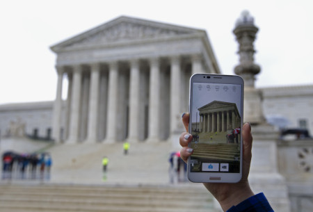 Supreme Court Cellphone Searches