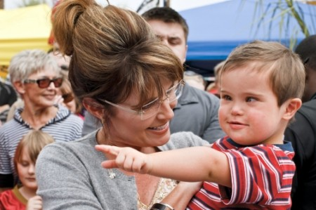 palin with trig