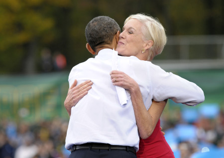 Barack Obama, Cecile Richards