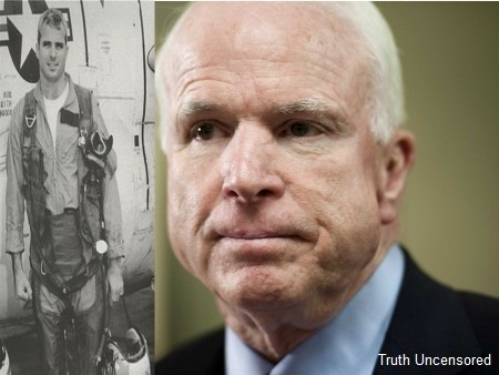 john-mccain-cant-fully-support-parents-letting-their-daughters-join-the-military-450x338
