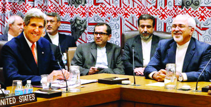 House-sends-Iran-nuclear-deal-bill-to-Obama-image