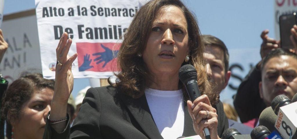 Kamala Harris: We Must Think Of All Illegal Children 'As Being Our Own' (Video)